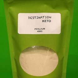 DESTINATION KETO Poudre de psyllium 454g