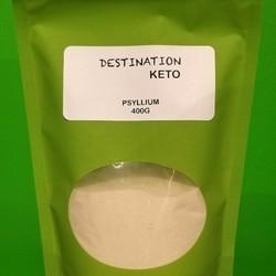 DESTINATION KETO Psyllium powder 454g