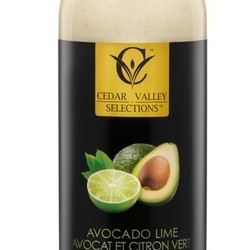 Dressing & marinade avocado lime 275 ml