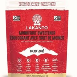 LAKANTO Golden Monkfruit sweetener 800g