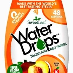 Water Drops peach mango 48ml