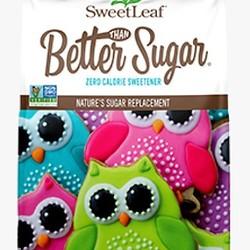 Better Than Sugar édulcorant en poudre 360g