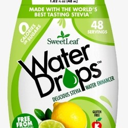 Water Drops 48 ml  ( 5 flavors)