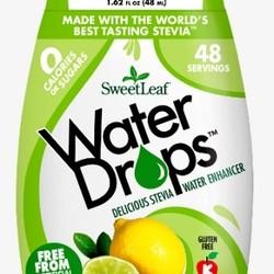 Water Drops 48 ml  ( 5 saveurs)