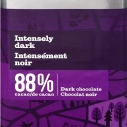 CAMINO Intensément noir chocolat 88%  80g