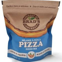 BRAD'S  GOURNET Pizza dough mix 270g
