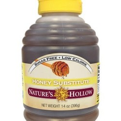 NATURE'S HOLLOW Substitut de miel Sans Sucre 396g