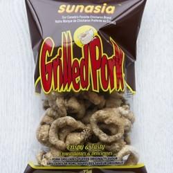 SUNASIA Chicharron (couennes de porc frites)
