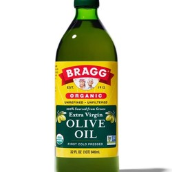 BRAGG Huile d'olive extra vierge organique 946ml