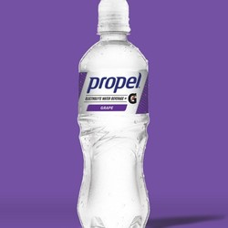 PROPEL Eau aromatisée avec électrolytes 591ml (3 saveurs)