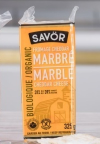 SAVÖR Organic Cheese