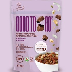 GOOD TO GO Granola sans céréales (2 saveurs) 200g