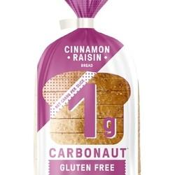 CARBONAUT Pain raisin cannelle sans gluten 550g