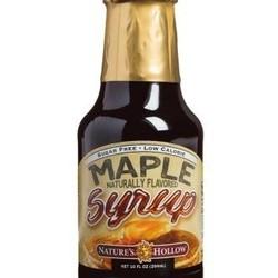 Sugar free syrup  (2 flavors) 294ml