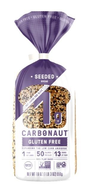 Seeds bread gluten free 550g