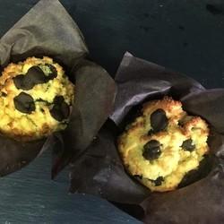 Muffins au chocolat (2) 190g