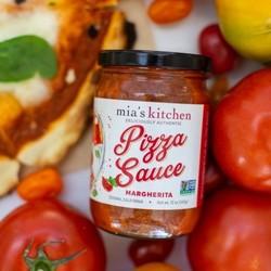 MIA'S KITCHEN Sauce à pizza margarita 340ml