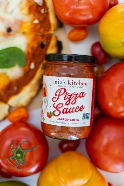 MIA'S KITCHEN Margarita pizza sauce 340ml