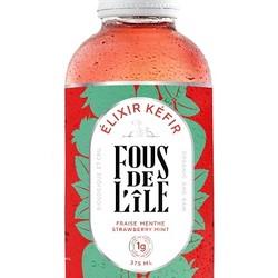 FOUS DE L'ÎLE Élexir Kéfir (5 saveurs) 375ml