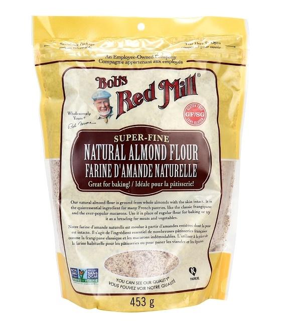 BOB'S RED MILL Natural almond flour 453g