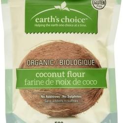 EARTH'S CHOISE Coconut flour 500g