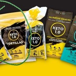 KETO 1.0 Tortillas (10) 425g