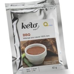 KETO DELICE BBQ sauce mix 42g