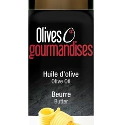OLIVES ET GOURMANDISES Huile d'Olive (2 saveurs) 100ml