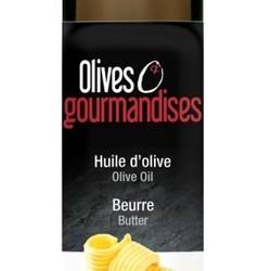 OLIVES & GOURMANDISES Olive oil (2 flavors) 100ml
