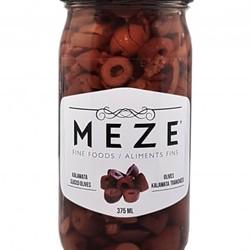 MEZE Olives kalamata 375ml