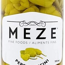 MEZE Pepperoncini 500ml
