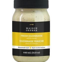 MAISON ORPHÉE Fresh dijonnaise 440ml