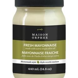 MAISON ORPHÉE Fresh mayonnaise olive oil 440ml