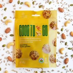 GOOD TO GO Bouchées de noix et graines 6 X 100g