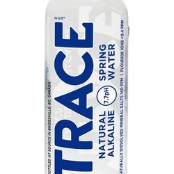 TRACE Eau de source alcaline naturel  500ml