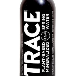TRACE Plant based mineralized spring water 500ml
