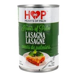 HOP HEART OF PALM Lasagne cœurs de palmier 400g