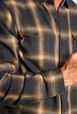 True Grit Bowery Checks Pocket Shirt