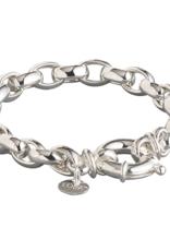 Small Rolo Link Bracelet