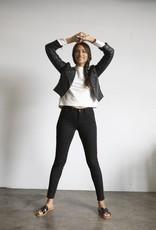 Oliver Logan Camden High Rise Black Jeans