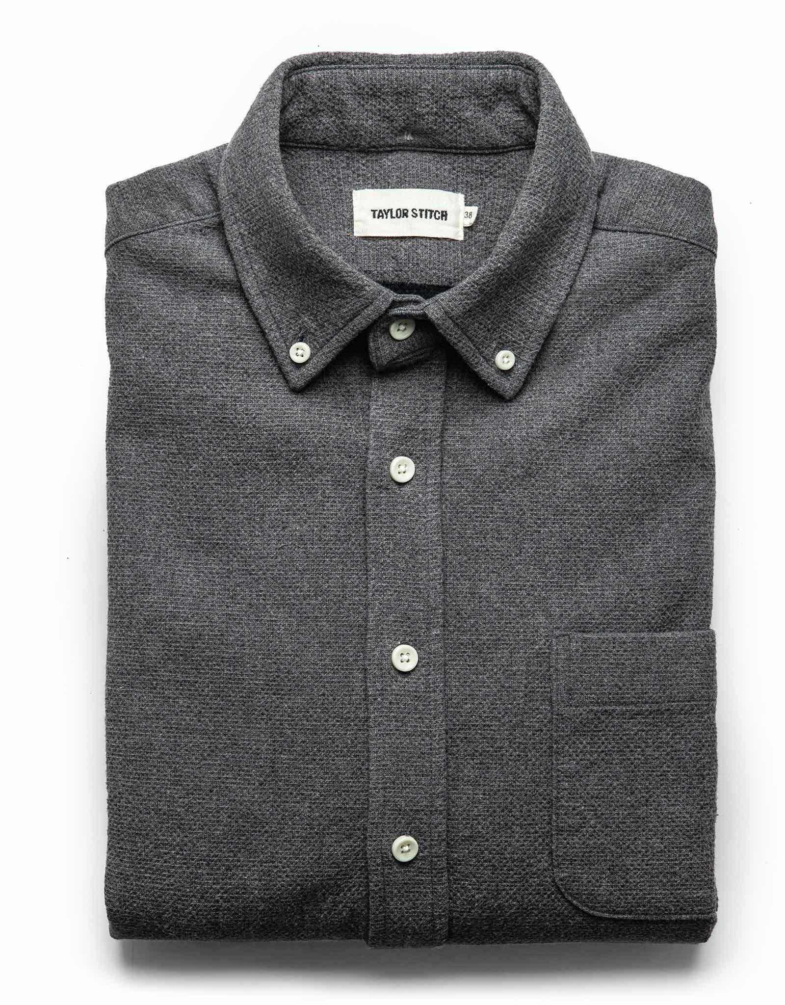Taylor Stitch  Jack Shirt Double Cloth