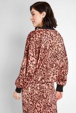 Jack by BB Dakota Leopard Zip Jacket