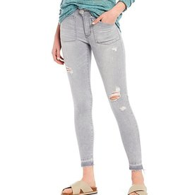 Free People Ivy Midrise Skinny Jeans