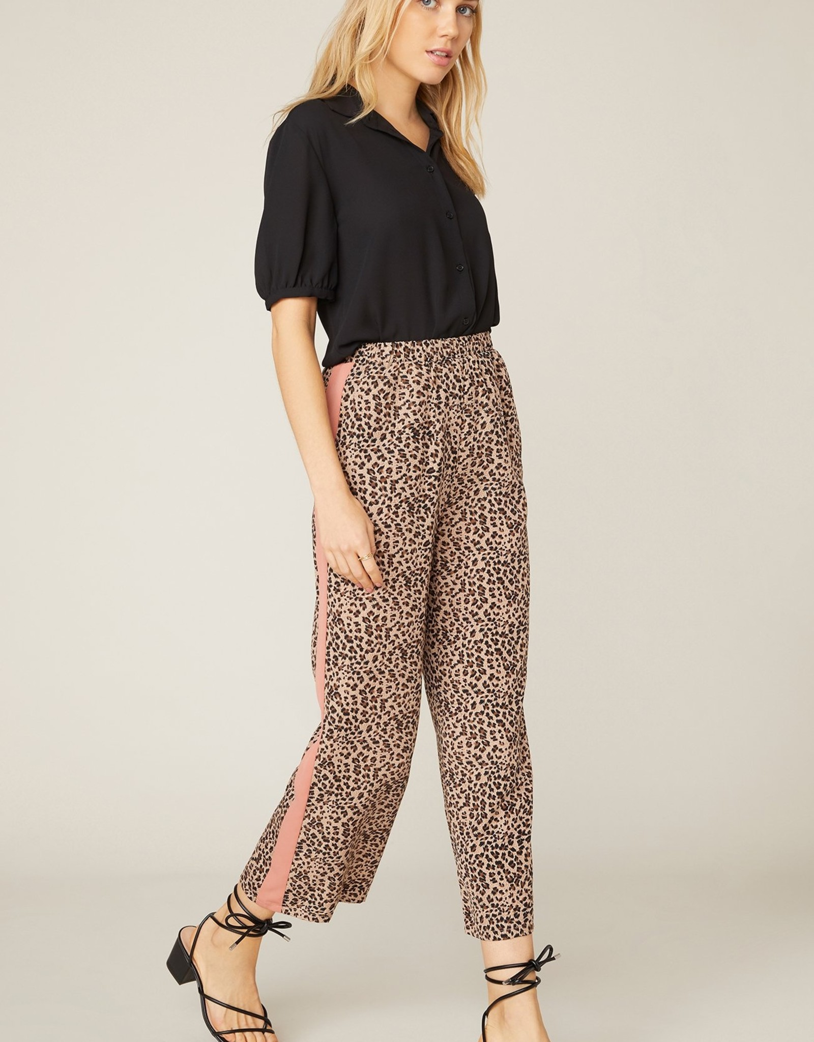 BB Dakota Cats out of the Bag Cropped Pant