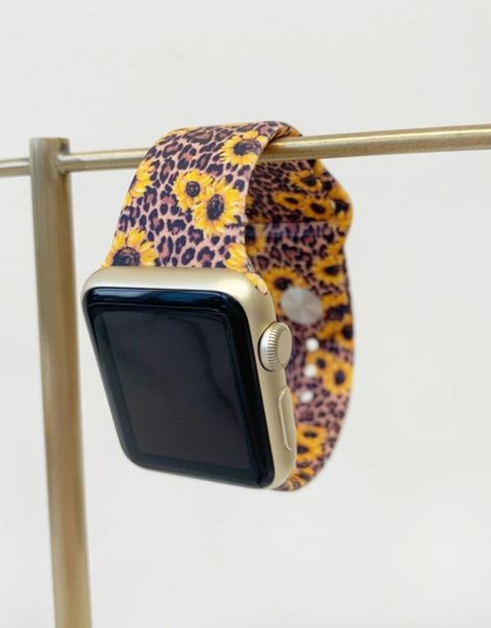 Silicone Smart Watch Band