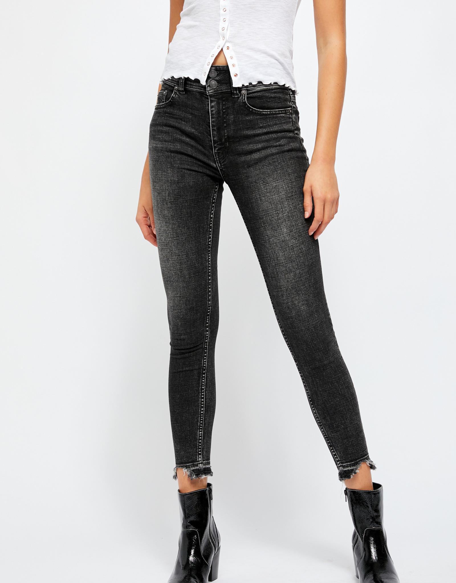 Free People Wild Child Skinny Jeans