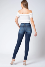 KanCan Cleo Mid Rise Super Skinny Jean