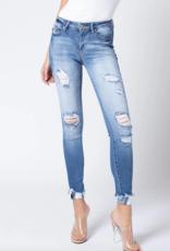 KanCan Florence Mid Rise Skinny Jean