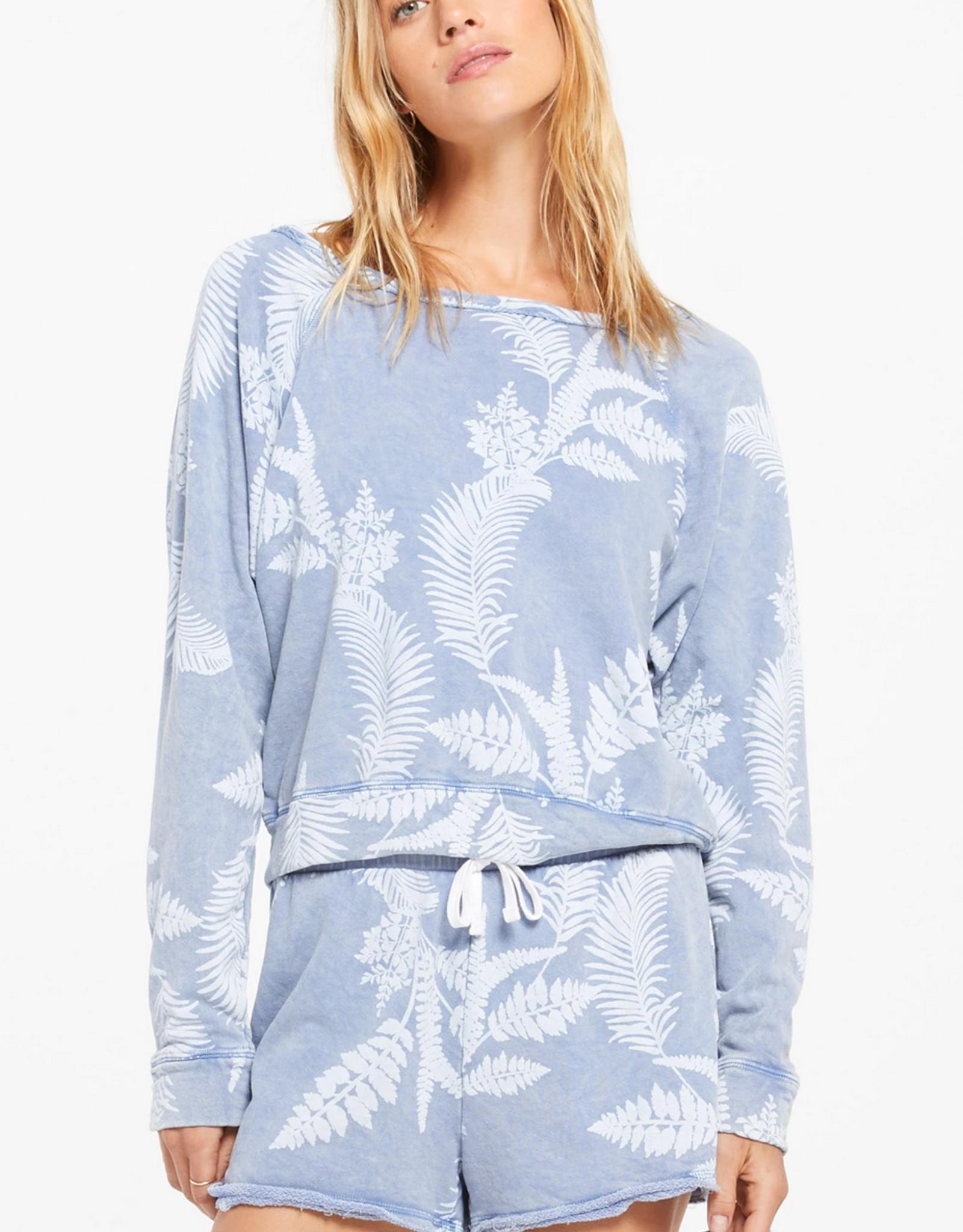 Z Supply Summer Palm Pullover