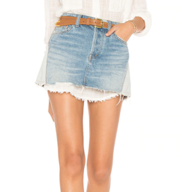 Patched Up Skirt